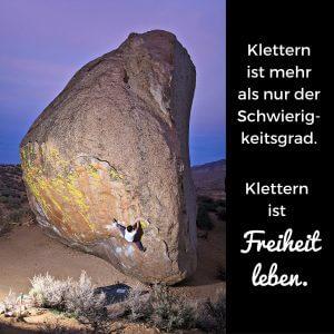 ClimbingFlex Philosophie Klettern