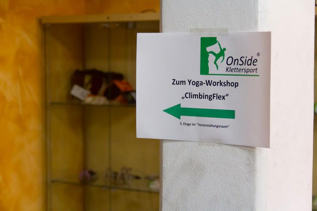 yoga workshop tour 2014